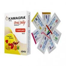 Kamagra Oral jelly 2Boxes/14 sachets