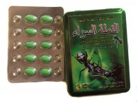 African Black Ant Strong Version 10 Tablet/2800mg