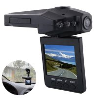 "HD Portable DVR 2.5"" TFT LCD Screen Car Dashboard Video Recorder"