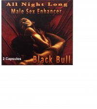 Black Bull Male Sex Enhancement Capsule 2/Capsules