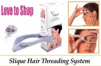 Slique Face and Body Hair Threading System